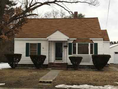 Nashua Single Family Home For Sale: 66 Lund Street