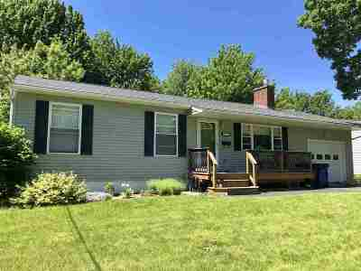 Chittenden County Single Family Home For Sale: 49 Curtis Avenue Avenue