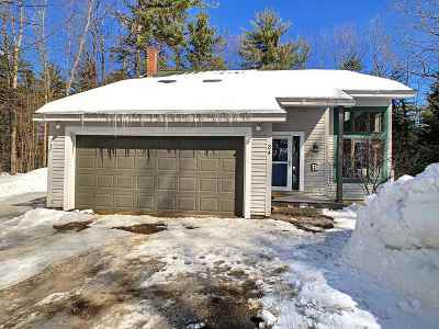 Gilford Single Family Home Active Under Contract: 34 Chalet Drive