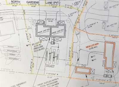 Milton Residential Lots & Land For Sale: Lot 2 North Gardens Lane
