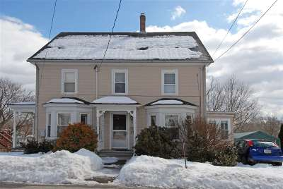 Somersworth Single Family Home For Sale: 35 Myrtle Street