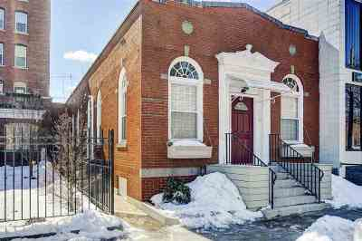 Manchester Multi Family Home For Sale: 225 Hanover Street