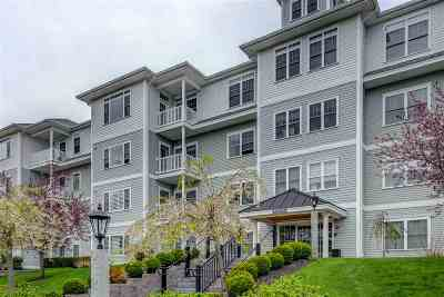 Condo/Townhouse Active Under Contract: 5 Sterling Hill Lane #541