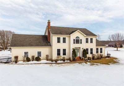 Single Family Home For Sale: 317 Maquam Shore Road