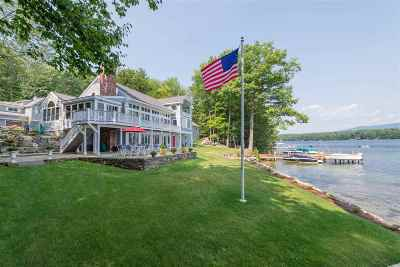 Moultonborough Single Family Home For Sale: 112 Deerhaven Road