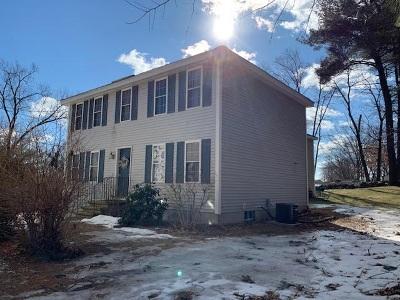 Nashua Single Family Home For Sale: 25 Hartwell Brook Drive