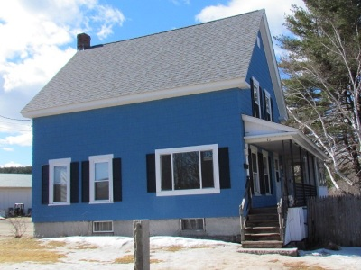 Single Family Home Active Under Contract: 73 Turnpike Street