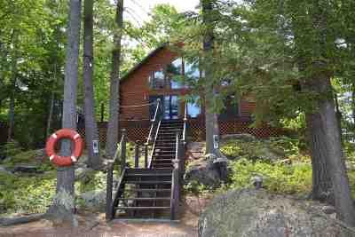 Moultonborough Rental For Rent: 12 Gansy Island