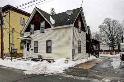 Multi Family Home Active Under Contract: 281 Bartlett Street