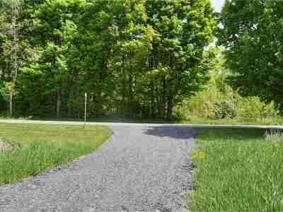 Franklin County Residential Lots & Land For Sale: Lot #3 Allard Lane