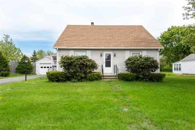 Somersworth Single Family Home Active Under Contract: 8 Indigo Hill Road