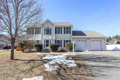Manchester Single Family Home Active Under Contract: 206 Corning Road