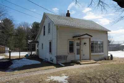 Milton Single Family Home Active Under Contract: 20 Middle Road