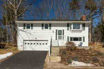 Single Family Home Active Under Contract: 13 Harding Road