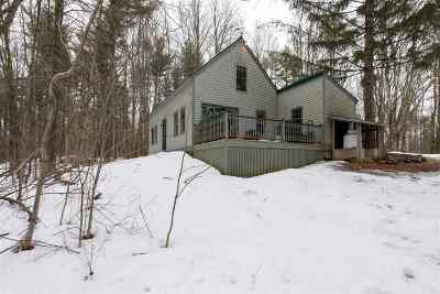 South Berwick Single Family Home Active Under Contract: 68 Old South Road