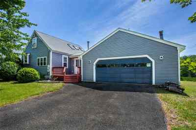 Strafford County Single Family Home Active Under Contract: 65 Rollins Road