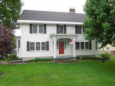 Single Family Home For Sale: 746 Us Rt 113 Road