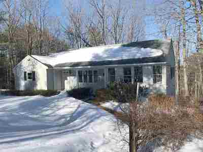 Belknap County Single Family Home For Sale: 9 Saltmarsh Pond Road