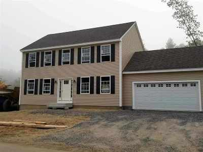 Hudson NH Single Family Home For Sale: $379,900