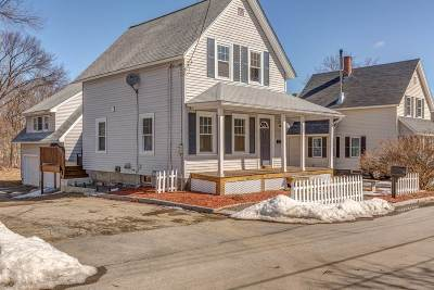 Milford Single Family Home For Sale: 7 Smith Street