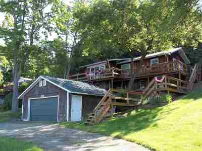 Castleton Single Family Home For Sale: 3218 Vt Route 30 North Road