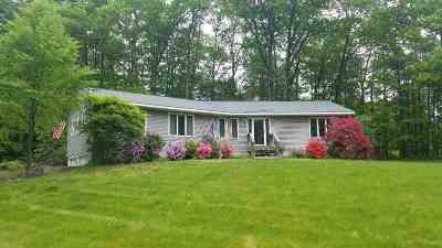 Bedford NH Single Family Home For Sale: $359,900