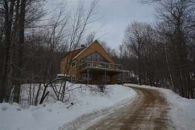 Newbury Single Family Home Active Under Contract: 41 Hilltop Drive