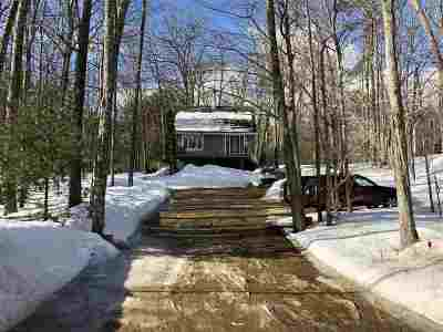 Gilford Single Family Home For Sale: 2737 Lake Shore Road