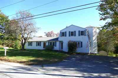 Pelham Single Family Home Active Under Contract: 97 Currier Road