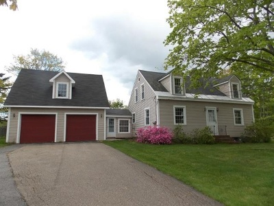 Laconia Rental For Rent: 191 White Oaks Road