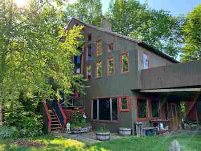 Caledonia County Single Family Home For Sale: 304 Green Bay Loop