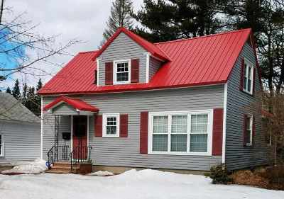 Laconia Single Family Home For Sale: 10 Crescent Street