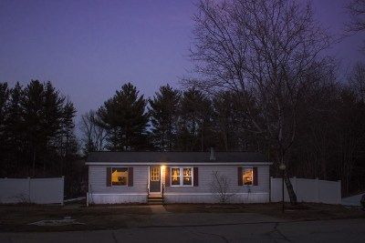 Strafford County Single Family Home For Sale: 157 Jamey Drive