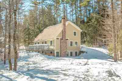 Carroll County Single Family Home Active Under Contract: 80 West Side Woods Road