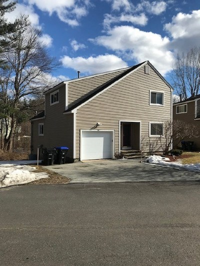 Nashua Condo/Townhouse For Sale: 18 Jeremy Place