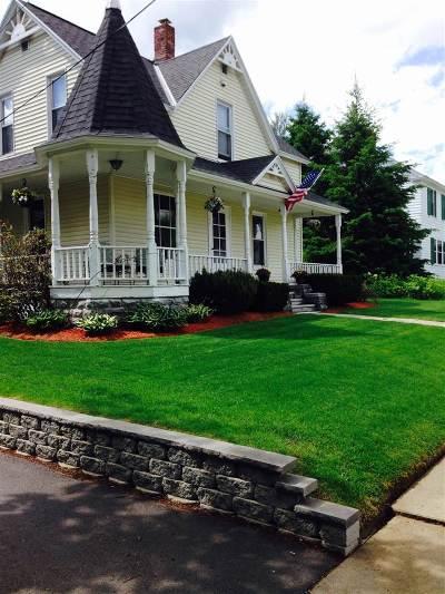 Rutland City VT Single Family Home For Sale: $225,000