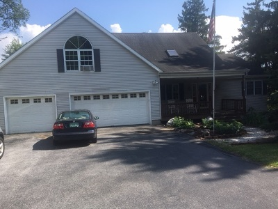 Chittenden County Single Family Home For Sale: 135 Main Street