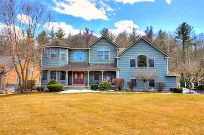 Salem Single Family Home For Sale: 23 Silver Brook Road