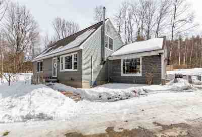 Goffstown Single Family Home For Sale: 14 Merrill Road