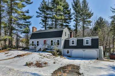Derry Single Family Home For Sale: 8 Independence Avenue