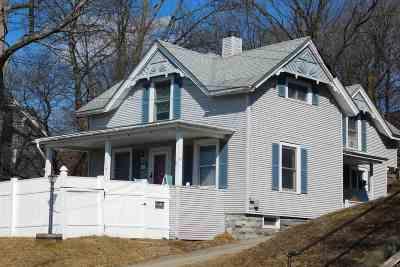 Rutland City VT Single Family Home For Sale: $149,000