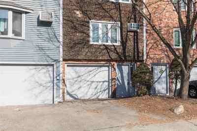 Manchester Condo/Townhouse Active Under Contract: 153 Valley West Way