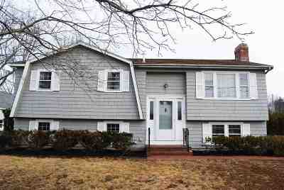 Nashua Single Family Home For Sale: 1 Belgian Place