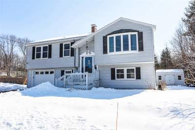 Strafford County Single Family Home For Sale: 7 Schultz Street