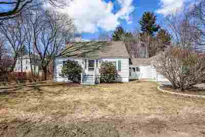 Bedford NH Single Family Home For Sale: $299,900
