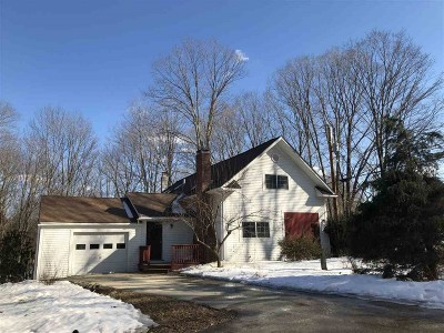 Francestown Single Family Home For Sale: 53 New Boston Road