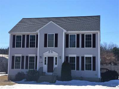 Franklin Single Family Home Active Under Contract: 11 Glen Falls Road