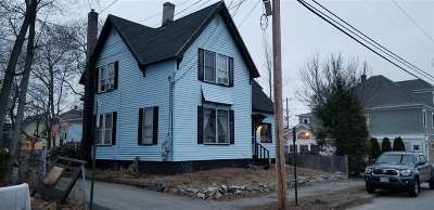 Manchester Multi Family Home For Sale: 240 Jewett Street
