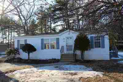 Strafford County Mobile/Manufactured For Sale: 24 Monadnock Drive
