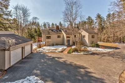Amherst Single Family Home Active Under Contract: 32 Boston Post Road